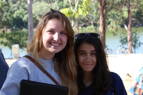 Jessica, the missionary intern that is with us this summer, was instrumental in leading Ana to the Lord.