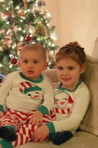 Together at Christmas.
