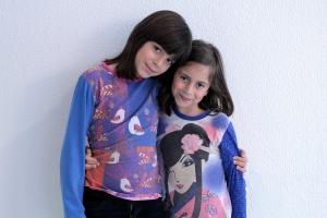 Joana and Beatriz