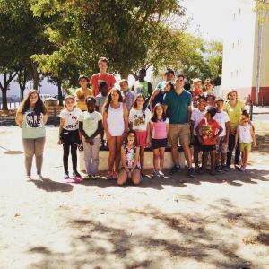 Summer Bible club
